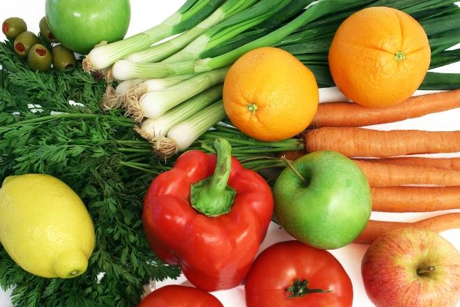 Правильное питание - залог иммунитета