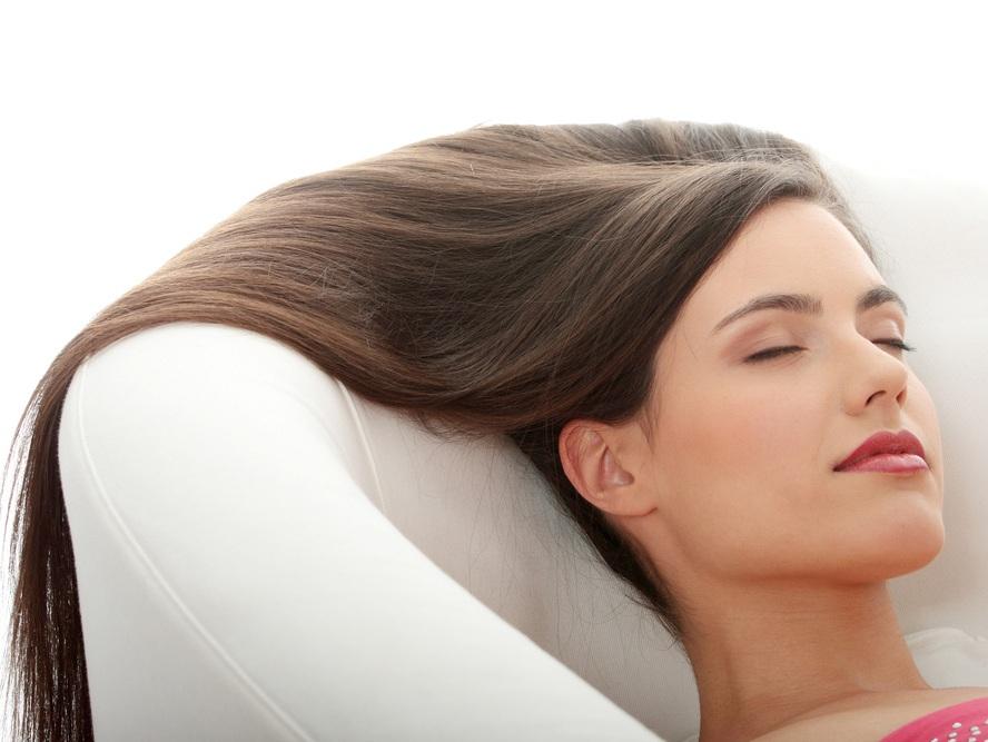 Облысение волосистой части головы