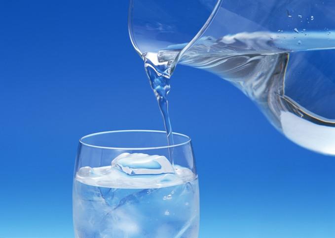 Вода очищает и укрепляет организм