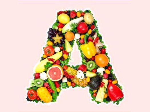 витамин а сообщение