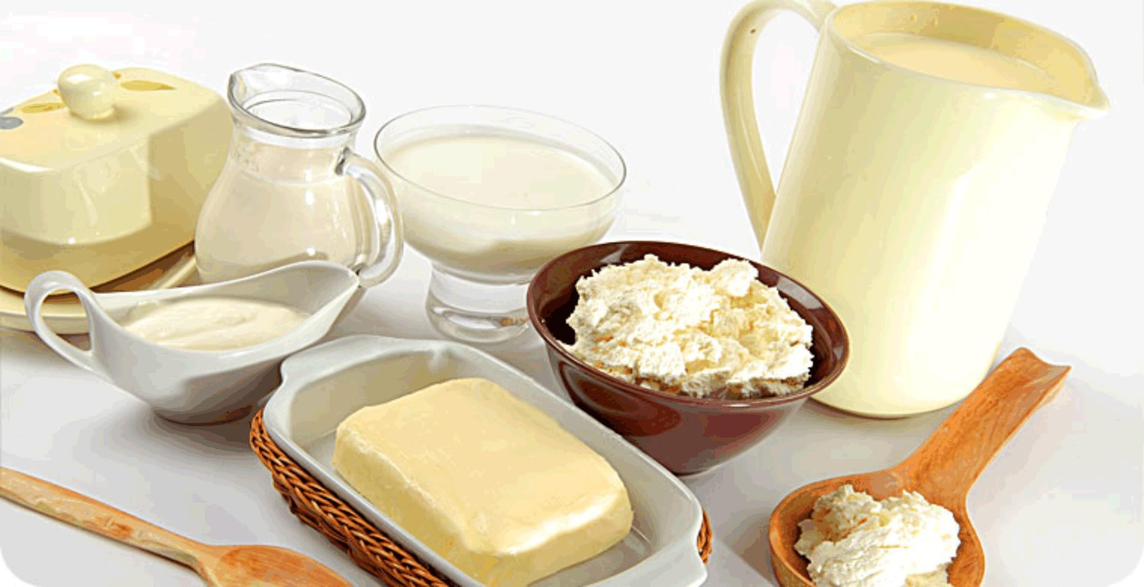 Молочные продукты в РФ подорожали за полгода на 4,1%