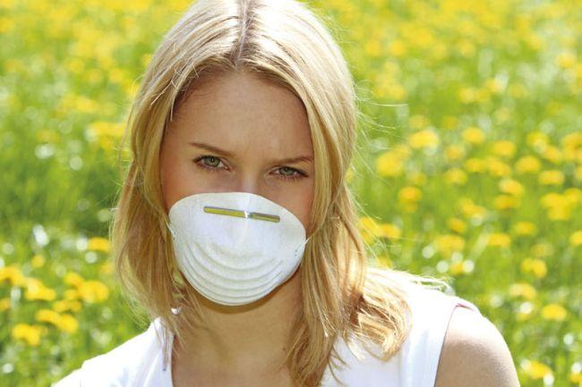 Если обострилась аллергия